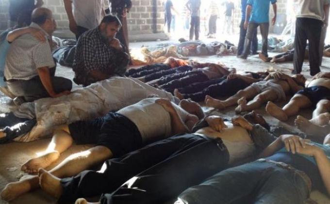 Suriah Tuding Pemberontak Dorong Intervensi Barat
