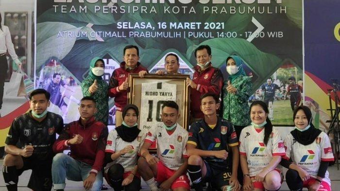 KOSTUM Persipra yang Dikenakan Walikota Ridho Yahya Terjual Rp 26,5 Juta, Jersey di Liga 3 Indonesia