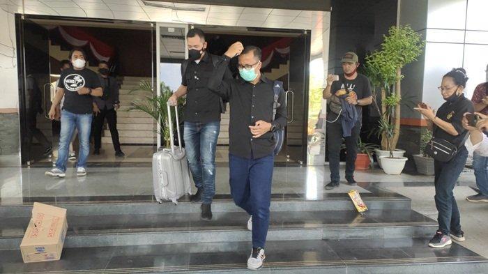 KPK Geledah Kantor DPRD Muara Enim, Amankan Slip Gaji 10 Anggota Dewan