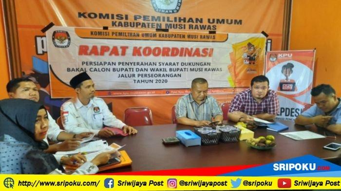 Bakal Maju Jalur Independen di Pilkada Musirawas 2020, Akmaludin-Triono Klaim Dapat 25 Ribu Dukungan