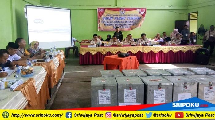 Pemilihan Gubernur Sumsel, Pasangan Dodi-Giri Raih Suara Terbanyak di Kabupaten Musirawas