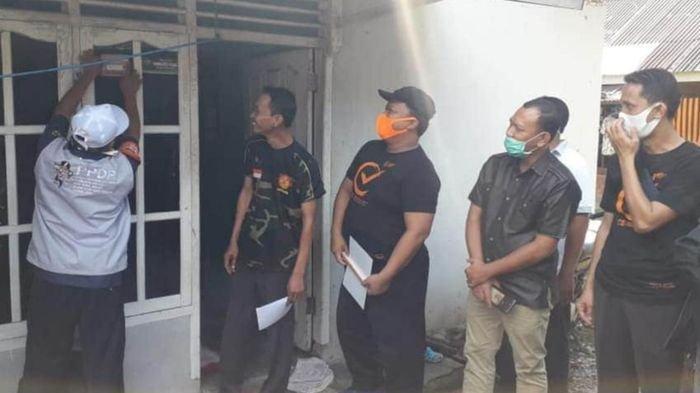 Coklit Serentak di Musirawas, KPU Monitoring Lapangan dan Sambangi Tokoh Masyarakat