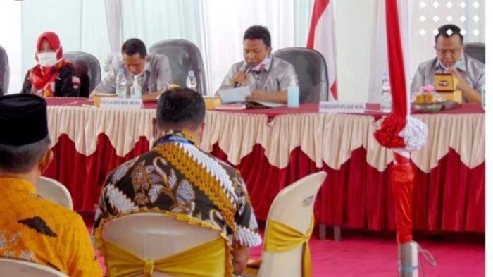 Jumlah Pemilih Pilkada di Musirawas Turun Dibandingkan Jumlah Pemilih Pileg dan Pilpres