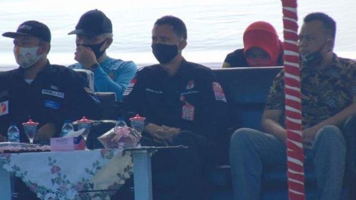 KPU Musirawas Hadiri Simulasi Pengamanan Pilkada yang Digelar Polres Musirawas