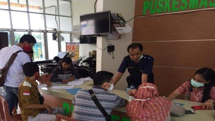Sudah Jalani Rapid Test, Petugas PPDP di Musirawas Akan Coklit Dalih Siap Dilantik