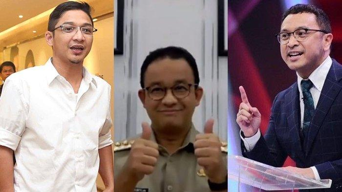 Giring Kritiki Penanganan Banjir di DKI Jakarta, Pasha Cenderung Bela Anies Baswedan
