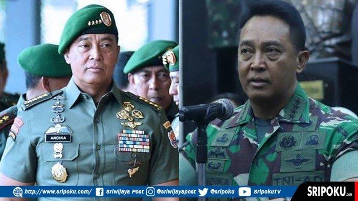 JENDERAL Andika Perkasa Kirim 125 Prajurit TNI ke Amerika, Satu Prajurit dari Papua, Ini Tugasnya!