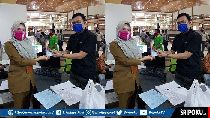 Mau Bikin E-KTP di Palembang, Hubungi Nomor-nomor Ini, Bisa Via Instagram, Berikut Zonanya