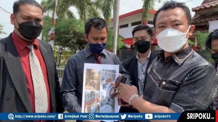 Tersangka Kasus Masjid Raya Sriwijaya, Ahmad Nasuhi akan Lakukan Pemeriksaan Syaraf Pembuluh Darah