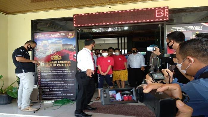 BREAKING NEWS : Kucut Mantan Anggota DPRD Lubuklinggau Ditangkap, Terkuak Bisnis Narkoba