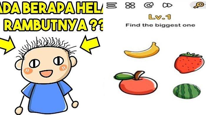 Kunci Jawaban Brain Out Level 1 180 Lengkap Temukan Jawaban Game Asah Otak Di Sini Cepat Naik Level Halaman All Sriwijaya Post