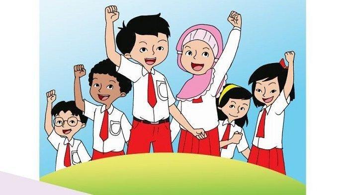 Jawaban Tema 7 Kelas 6 SD Halaman 53 54 55 58 59 Pembelajaran 1, Materi Tentang Pemimpin Idolamu