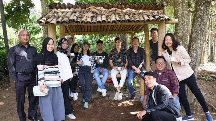 14 Exchange Participant AIESEC Unsri Kunjungi Walikota Pagaralam