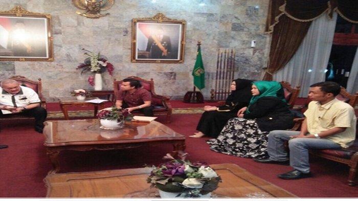 Gubernur Restui Albizia Rahidin Anang Pimpin GANN Sumsel