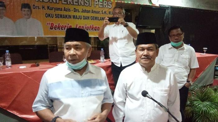 Pro Kontra Ditunjuknya Johan Anuar Jadi Bupati OKU, Ketua DPRD : sudah Sesuai UU
