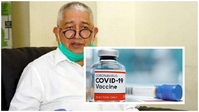 UJI KLINIS Ungkap 7 dari 1.820 Penerima Vaksin di Bandung Positif Covid-19, Dokter Sebut  3 Sebabnya