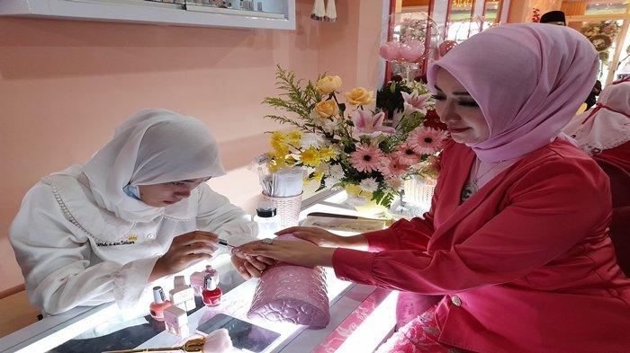 Princess Imela Salon Buka Layanan Kuteks Halal di Palembang, Bisa Dipakai Sholat