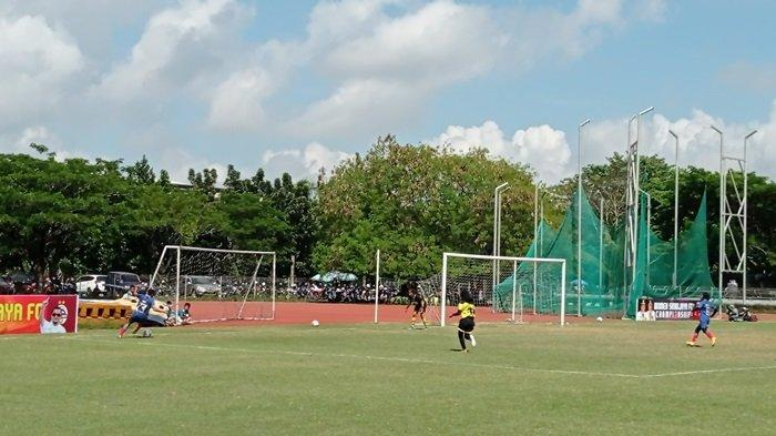 Arema FC Putri Pesta Gol di Laga Perdana Women Sriwijaya FC Championship Gubernur Sumsel