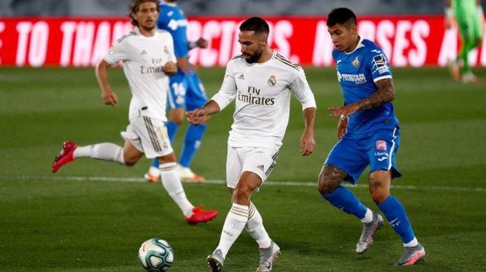 Link Live Streaming Real Madrid vs Shakhtar Donetsk di Liga Champions Nonton Via HP Disini