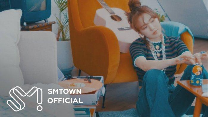 Resmi Debut Solo, Ini Chord & Lirik Lagu Like Water - Wendy Red Velvet, Lengkap Terjemahan Indonesia