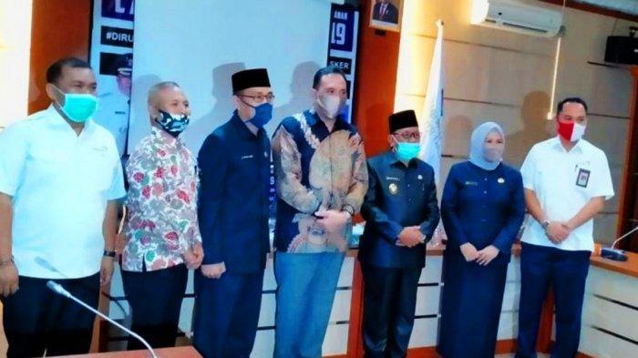 Dinas Pariwisata Lahat MoU dengan Politeknik Pariwisata Palembang, Kembangkan Sektor Wisata Lahat