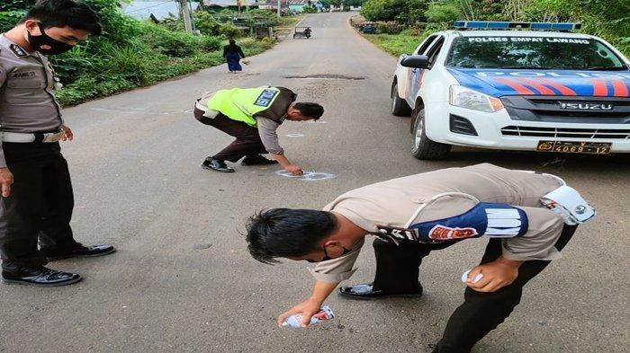 Seorang Bocah Enam Tahun Jadi Korban Tabrak Lari di Empat Lawang, Sopir Kabur ke Arah Lahat