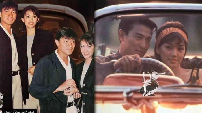 Mereka Jatuh Cinta, Namun Akhirnya Sad Ending: Andy Lau Pernah Mesra dengan Artis Indonesia, Siapa?