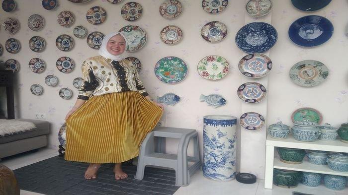 Lala Punya Koleksi Perabotan Rumah Tangga Berusia Diatas 100 Tahun