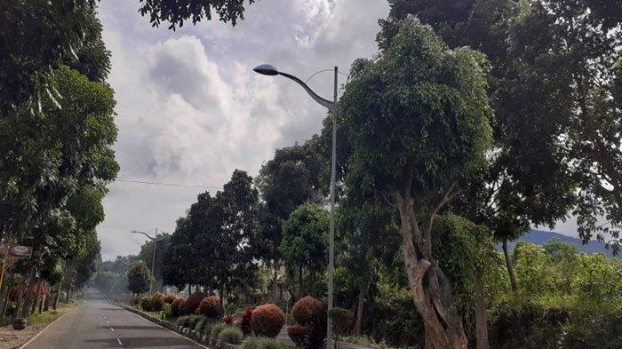 DPRD Soroti Banyaknya Lampu Penerangan Jalan Padam, Jalan Protokol di Pagaralam Gelap Gulita