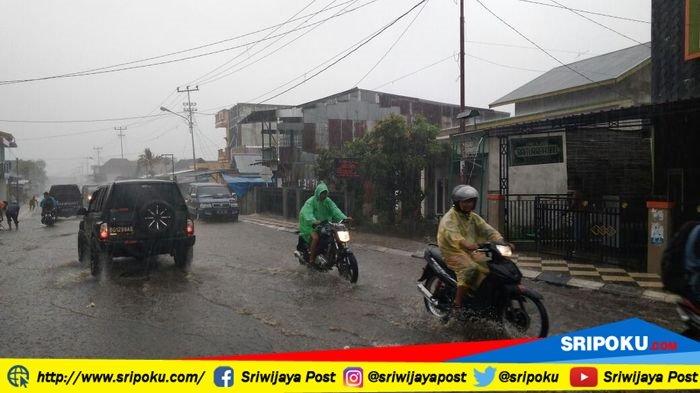 Atasi Sejumlah Titik Banjir, Pemkot Pagaralam Bentuk Tim Khusus