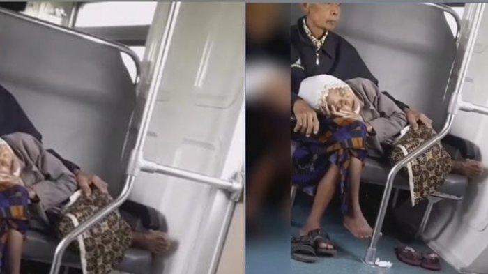 Kisah Cinta Pasangan Lansia Ini Bak Habibie Ainun, Kakek Buktikan Cinta pada Nenek dengan Cara Ini!
