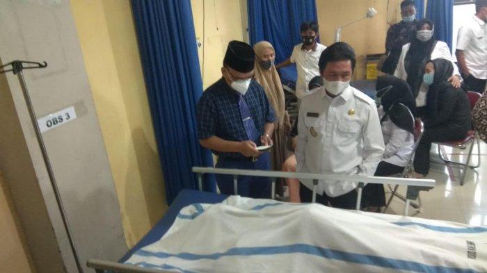 WAFAT : Usai dilantik bupati, Mahalisi, PJ Sekda Empat Lawang, meninggal dunia. (SRIPOKU.COM/EHDI AMIN)
