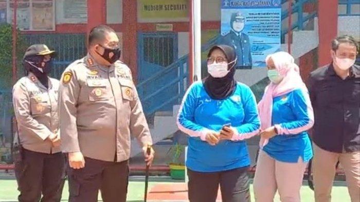 Kebakaran di Lapas Tangerang, Ini Hasil Pantauan Kombes Pol Irvan di Lapas Perempuan Palembang