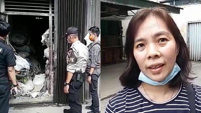 Katim Heri Gondrong & Jatanras Polda Sumsel Datangi Lokasi 15 Sepeda yang Belum Dirakit Dicuri