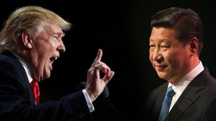 Dokumen Rahasia Donald Trump Bocor: Isinya Skenario AS Menyerang Lima Kelemahan China