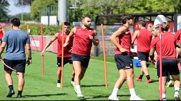 Pemain CSKA Sofia Ini Jadi Perhatian Khusus Kubu Roma di Liga Konferensi Eropa, Ancaman Paling Kuat