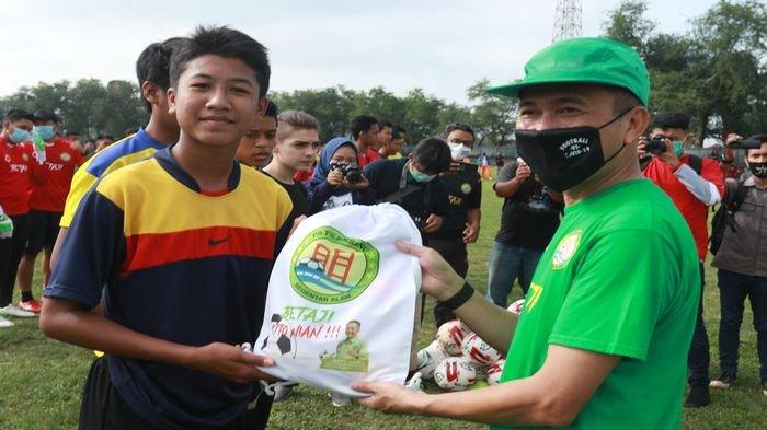 PS Palembang Latihan Perdana di Patra Jaya, Legenda Timnas Indonesia Jadi Pelatih U17