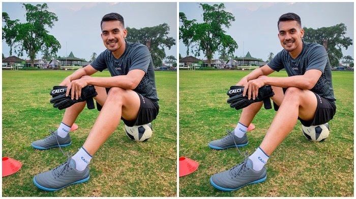 Akibat Liga 2 Indonesia Tak Jelas, Kiper Sriwijaya FC Ini Jadi Bos Ayam Geprek Wadaw