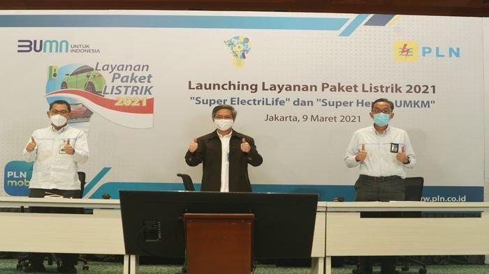 PLN Berikan Harga Tambah Daya Super Hemat, Untuk Pelanggan Rumah Tangga dan UMKM