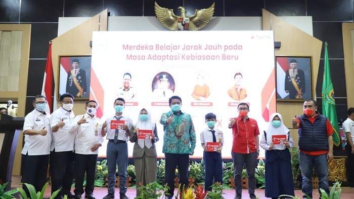 Program MBJJ Dilaunching, Siswa di Sumsel Segera Nikmati Paket