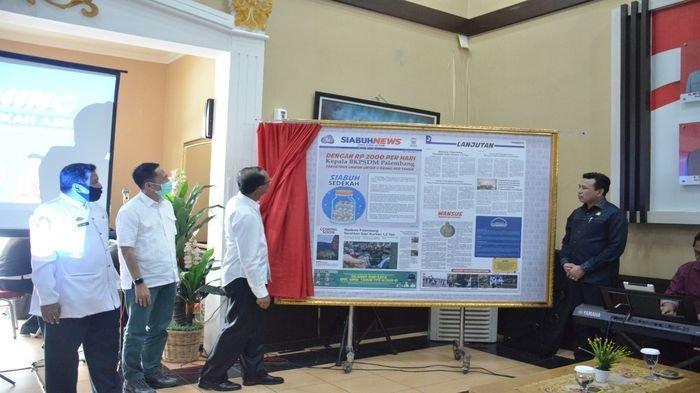 Walikota Palembang Harnojoyo Serukan Ajakan ASN Gemar Sedekah Rp 2 ribu per Hari