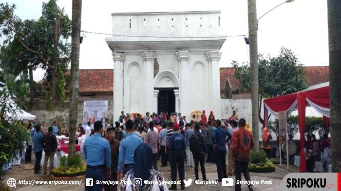 Mengenal Lawang Borotan, Pintu Terakhir Dilalui SMB II Palembang, Jadi Destinasi Kota Tua Palembang