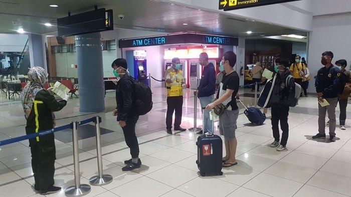 Mulai 1 April 2021, Bandara SMB II Palembang Gunakan GeNose C19 Untuk Syarat Perjalanan Jalur Udara