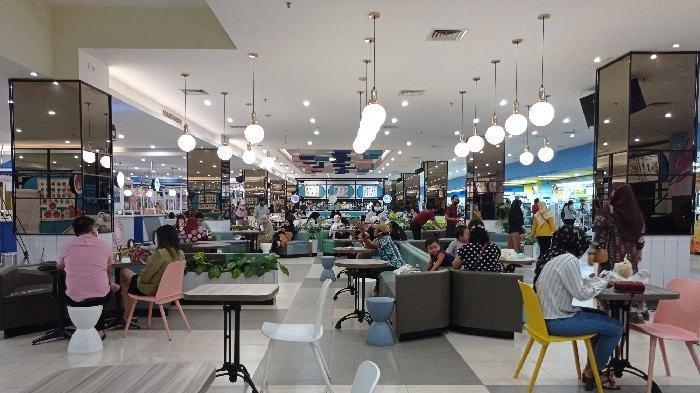 Lebaran Idul Adha, Pengunjung Mall di Palembang Sepi