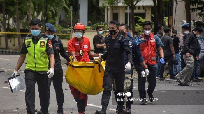'Potongan Tubuh di Trotoar', Laele dan Istri Terhempas ke Tanah Saat Ledakan Bom, Paku Berserakan