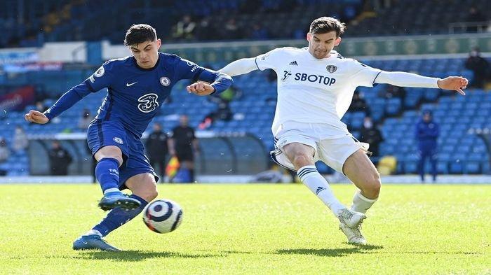 Babak Pertama Leeds United vs Chelsea, Tuan Rumah Lebih Efektif, The Blues Mendominasi Pertandingan
