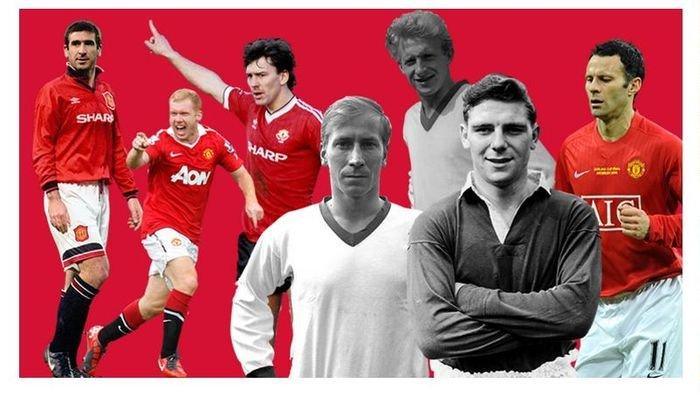 14 Legenda Top Manchester United yang Hidup Fenomenal, Tapi Dua Diantaranya  Mati dengan Tragis - Sriwijaya Post