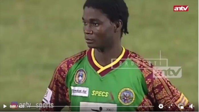 Kabar Duka Mantan Pemain Sriwijaya FC Lenglolo Meninggal Dunia