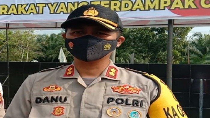 Buruh Harian Lepas Disergap Polres OKU, Hendak Edarkan Sabu di Baturaja