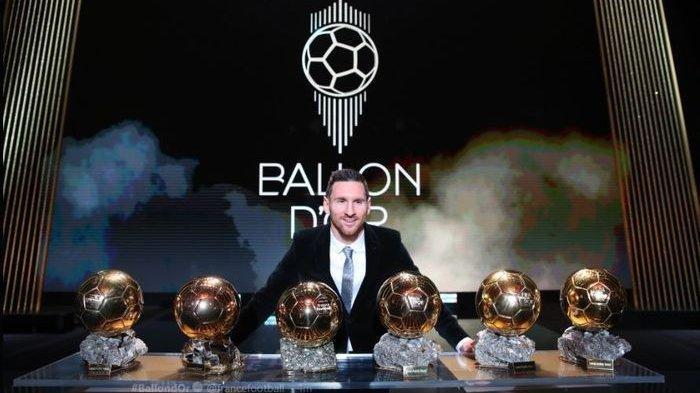 Lionel Messi Diejek Petinju Olimpiade, Dianggap tak Pantas Dapatkan Ballon d'Or: Anda Tidak Malu?